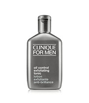 Clinique For Men™ Oil Control Exfoliating Tonic<BR>Lotion Exfoliante Anti-brillance