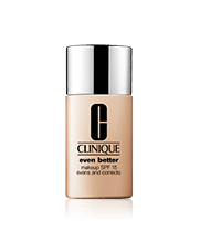 Even Better™ Makeup SPF 15<BR>Fond de teint Éclat Correction Teint SPF 15