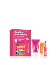 "S.O.S Box Clinique - ""Pep-Start Your Morning"""
