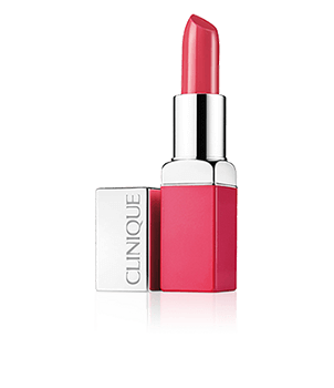 Clinique Pop™<BR>Rouge intense + Base lissante 2 en 1