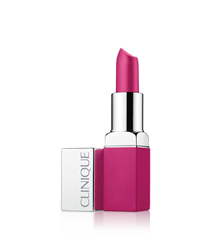 Clinique Pop™ Matte Lip Colour + Primer <BR> Clinique Pop™ Rouge Mat + Base Lissante 2 en 1