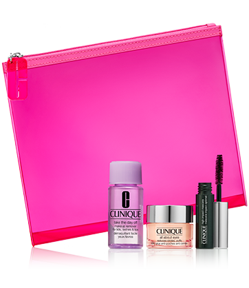 Coffret Clinique All About Eyes™<BR>Avec 2 miniatures de luxe offertes